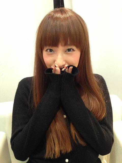 【悲報】梅田彩佳ってちっとも可愛くないよな