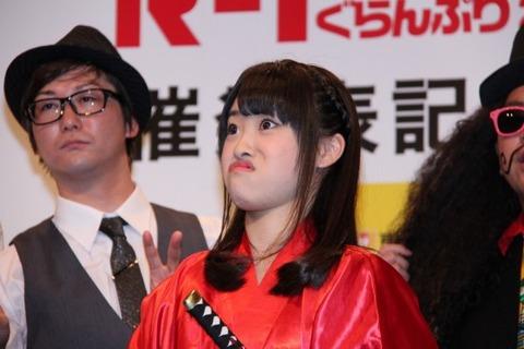【 無 謀 】HKTがR-1参戦決定!! 『芸人なめんな』との声も