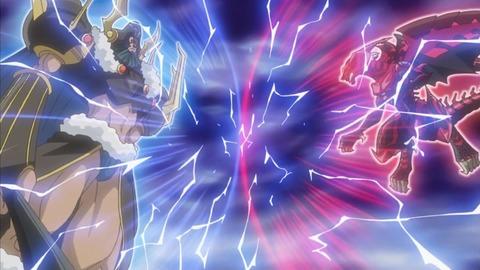 【遊戯王実況】遊戯王5D's 125話「魂の戦い!極神皇トールVSスカーレッド・ノヴァ・ドラゴン」実況スレ案内 7時30分から放送開始!