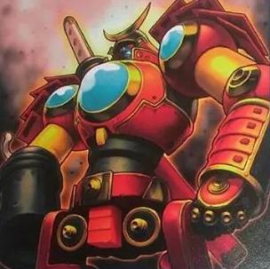 【遊戯王TCGフラゲ】海外のCIBR新規収録 『Samurai Destroyer』判明!