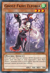 【遊戯王OCGフラゲ】海外のタキオンにレベル3サイキック族「Ghost Fairy Elfobia」収録決定!