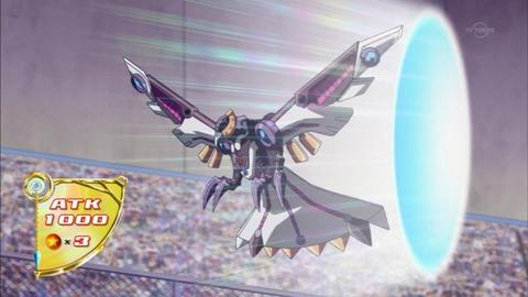 【遊戯王OCGフラゲ】DOCSに『RR-スカル・イーグル』が収録決定!