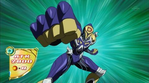 【遊戯王ARC-V】数年の沈黙を破り、新規D-HERO登場!