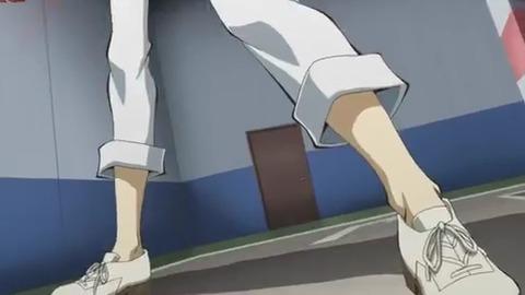 【遊戯王ARC-V】社長の素足へのこだわり