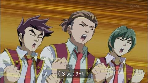 【遊戯王ARC-V】沢渡さんと取り巻きが良CMを作ってしまうとは・・・!
