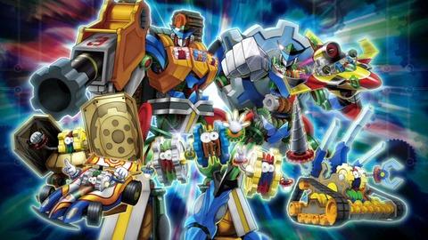 【遊戯王OCG】デュエリストセット「ライトロード・ジャッジメント」と「マシンギア・トルーパーズ」のCMが公開!全てが光り輝く仕様!