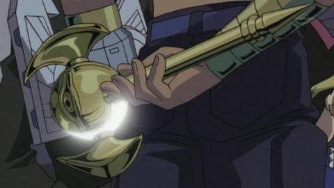 【遊戯王】公式で「千年ロッド」のアイコンをプレゼント!