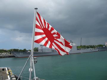 韓国が共同訓練閉幕式で海自艦の入港拒否 「日本軍国主義の象徴」旭日旗にメディアが猛反発