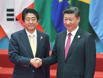 習近平「日本は言動に気を付けるべきだ」 南シナ海問題で安倍首相に警告