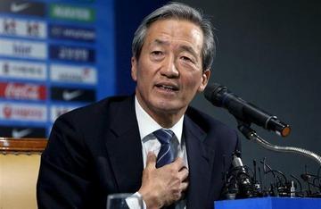 【サッカー】FIFA会長選、韓国・鄭夢準は日本の支持得られず → 韓国人「共同開催したことを根に持っている」と逆ギレ