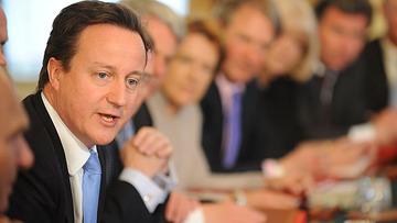 キャメロン首相、2回目の国民投票は実施しないことを閣議決定