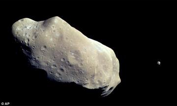【乞食速報】580兆円相当のプラチナの塊が地球に接近! お前ら急げwwwww