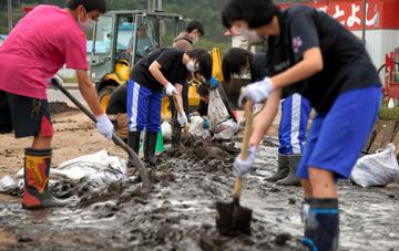 【台風10号】「ボランティアが全然足りない」…豪雨被害の岩手・岩泉
