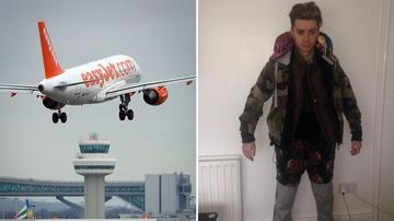 【英国】「飛行機の手荷物の追加料金払いたくない…。そうだ、閃いた!」
