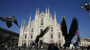 韓国人がイタリアでドローンを飛ばす → 歴史的な大聖堂にぶつかって警察沙汰に