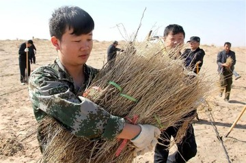 【中国】日本国土の11倍超が「砂漠」…無秩序開墾など原因