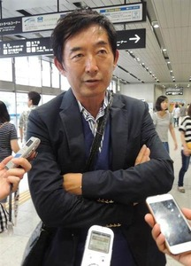 石田純一、CM差し替えで賠償請求 「数千万とか。天文学的数字」