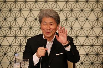 鳥越俊太郎「憲法改正は東京都の問題でもある。都知事になって絶対阻止する」