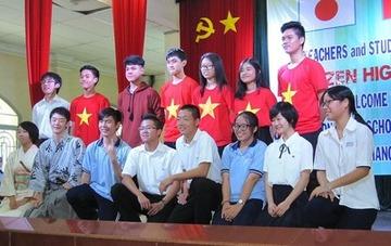 九州でベトナムを修学旅行先とする高校が増加中