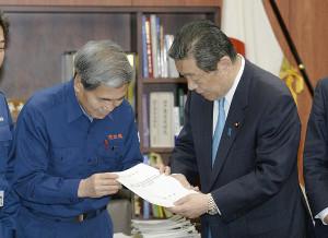 熊本知事「復興費用全額を国が負担する特別法を制定してほしい」