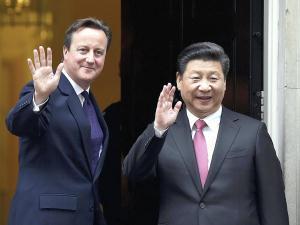 【英国】キャメロン首相の中国人権問題に対する弱腰に英各紙が批判