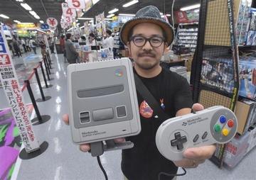 【任天堂】ミニスーファミ「余裕で買えた」報告相次ぐ…転売価格も「大幅下落」でネット歓喜 「転売屋どんな気分?」