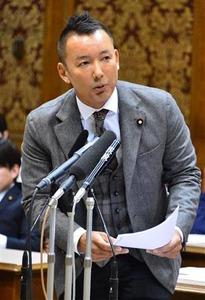 【政治】山本太郎が北朝鮮決議棄権の理由を説明 → 脱原発&安保反対の主張と矛盾して火に油を注ぐ