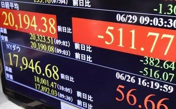 【経済】AIIB調印式を見越して上海市場で売り注文が殺到 → 中国が必死で買い支えて投資家のオモチャ状態に