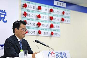 民進党・岡田「何の3分の2か言ってないので責任問題は生じない」
