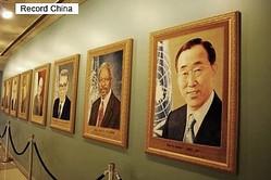【韓国】潘基文、次期大統領候補として支持率トップに
