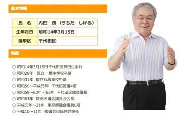 都議会のドン・内田茂に疑惑噴出して炎上…有権者にビール券配るも不起訴、議席なしで幹事長、兼職会社で工事受注