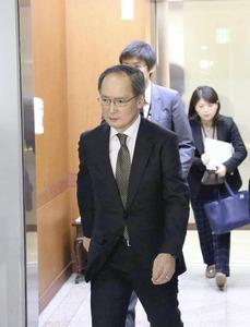 対抗処置で帰国の駐韓大使、数日後に韓国に戻る見通し