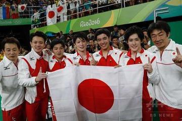 【リオ五輪】フランス国営テレビで解説者、体操日本は「小さなピカチュウのようだ」と表現…「人種差別的だ」と仏TVに批判