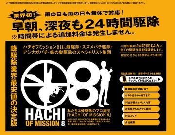 スズメバチ駆除で自宅全焼させた「ハチオブミッション8」に約4700万円の支払い命令…大阪地裁