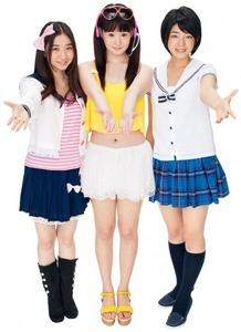 【芸能】トシちゃん長女・綾乃美花が新ユニット ミスマガ3人娘で「REaaaL!(リアル)」結成