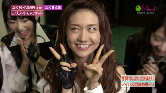 【速報】   NHKで大島優子が放送事故wwwwwwww