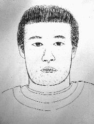 【画像】山梨県警が公開した男の似顔絵wwwwwwwwwwwww