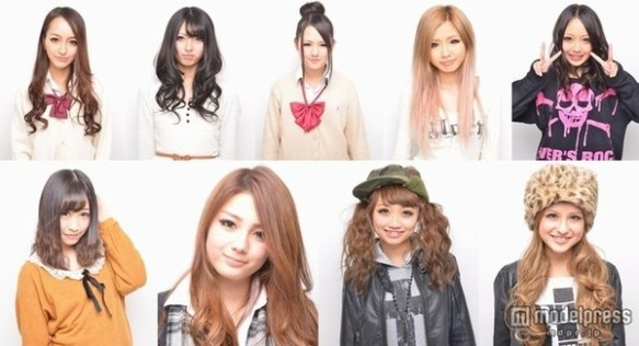 【画像】「関東一可愛い女子高生」を決めるミスコンのファイナリスト9名