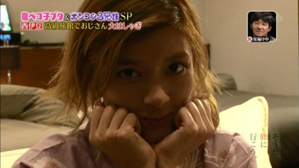 【画像】ローラのすっぴんすげぇえええええええええええええ