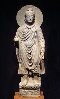 200px-Gandhara_Buddha_(tnm)