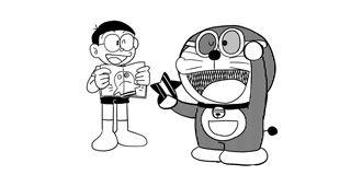 ドラえもんの短編漫画描いたったwwww