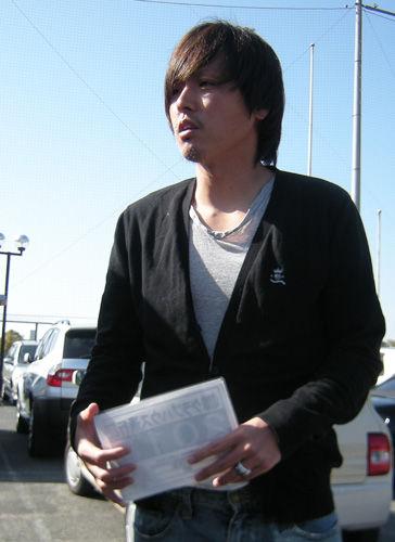 「J2は初めてですからね~いい準備はできているよ」by 遠藤保仁