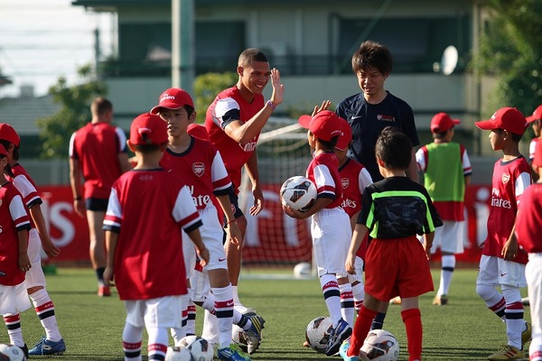 Arsenal clinic