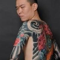 芸人のくせに刺青を彫ってる奴wwwwwww (※画像あり)