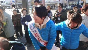 【政治】小渕優子「事務所を放火すると脅迫された」