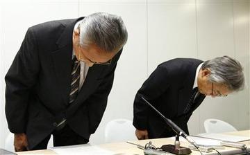 朝日新聞「東洋ゴムは偽装体質を改めよ。このままでは何も変わってないと言われても仕方ない」