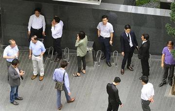 【韓国】サムスン不振で税収不足 → 住民税2倍、法人住民税10倍、煙草1.8倍、独身税導入など