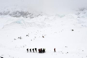 ギリシャ登山隊、シェルパに代金を持ち逃げされ命拾い…ネパール地震