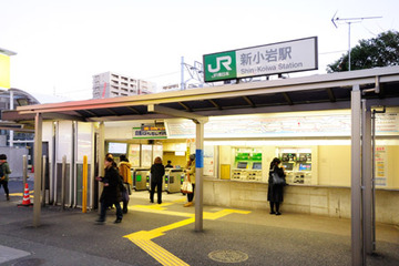 【衝撃】JR新小岩駅の自殺防止策が ヤ バ す ぎ る wwwww