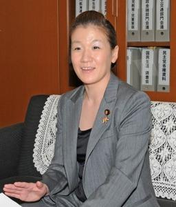 【政治】谷亮子、「山本太郎」が大嫌い…品格のない政党名にも不満